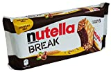 Nutella BREAK, 1er Pack (1 x 150g)