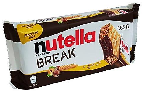 Nutella BREAK, 1er Pack (1 x 150g) (Nutella Ferrero)
