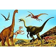 Alla-scoperta-dei-dinosauri-Le-meraviglie-del-sapere-Ediz-illustrata-Con-gadget