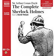 The Complete Sherlock Holmes (Classic Fiction) (Complete Classics)