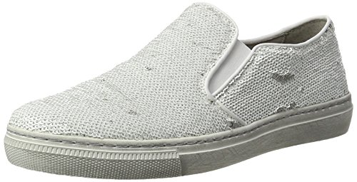 Gabor Fashion, Sneakers Basses Femme Blanc (weiss 41)