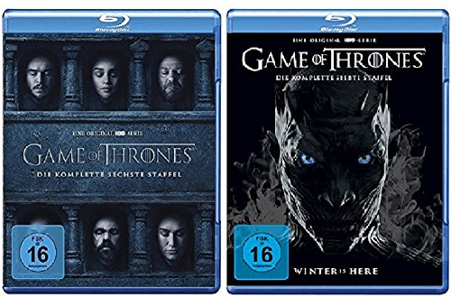 Produktbild Game of Thrones Staffel 6+7 [Blu-ray Set]