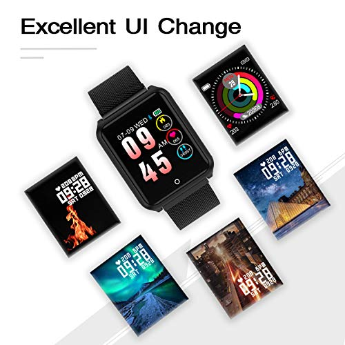Zoom IMG-2 smartwatch impermeabile uomo gokoo orologio