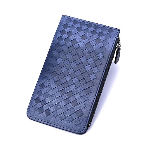 Wallet LCCWallet Male Long Zipper Business Bag Korean Casual Youth Clutch Bag