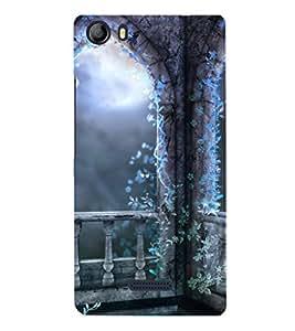 EPICCASE serenity Mobile Back Case Cover For Micromax Canvas 5 E481 (Designer Case)