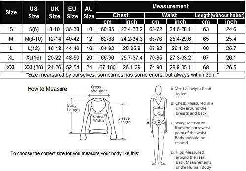 Avidlove Damen Spitze Dessous Strapsen Reizwäsche Lingerie Body Wäsche Neckholder Unterwäsche Tiefer V-Ausschnitt Negligee (M (US M(8-10),UK 12-14, AU 12), A-Schwarz) - 7