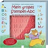 Mein großes Stempel-Abc - Der kleine Bär lernt die Buchstaben