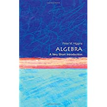 Algebra: A Very Short Introduction (Very Short Introductions) by Peter M. Higgins (2015-12-01)