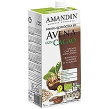 Amandin- Bebida de Avena con Cacao, 1 L