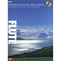 Favourite Celtic Melodies For Flute. Partituras, CD para Flauta