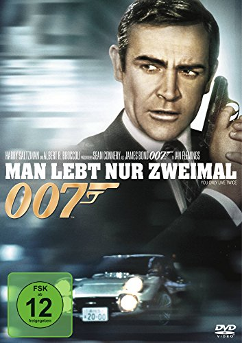Mystery Dvd Men (James Bond 007 - Man lebt nur zweimal)