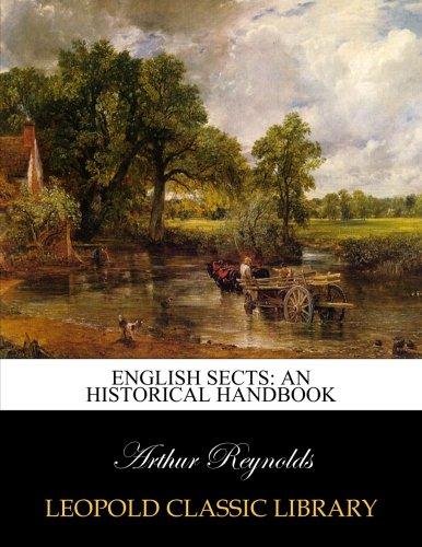 English sects: an historical handbook por Arthur Reynolds