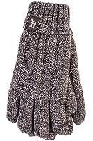 1 Paar Damen echte Wärme Inhaber Heatweaver thermische Handschuhe TOG 2.3 Beige / Fawn S/M