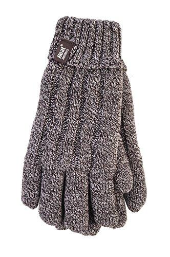 Heat Holders - Damen Thermisch Winter Handschuhe in 7 Farben (S/M, Hirschkalb)