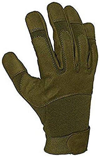 Mil-Tec Handschuhe, Oliv, L
