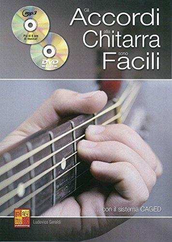 Preisvergleich Produktbild Ludovico Geraldi: Gli Accordi Alla Chitarra Sono Facili. Für Gitarre