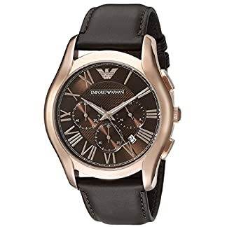 Emporio Armani Analog Brown Dial Men's Watch – AR1701