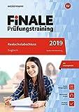 FiNALE Prüfungstraining Realschulabschluss Baden-Württemberg: Englisch 2019 Arbeitsbuch mit Lösungsheft und Audio-CD - Usch Pilz