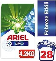 Ariel Plus 4,2 kg Toz Çamaşır Deterjanı Febreze Etkili