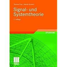 Signal- und Systemtheorie