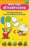 Telecharger Livres Premiers petits jeux avec les chiffres et les lettres 4 6 ans (PDF,EPUB,MOBI) gratuits en Francaise