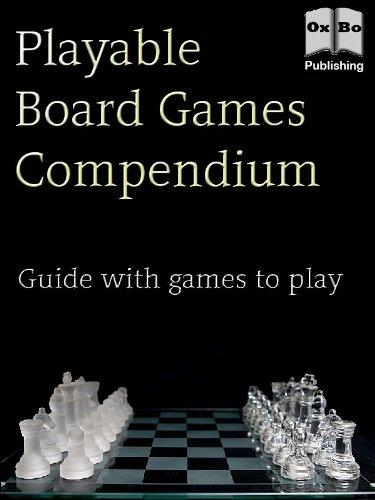 Playable Board Games Compendium (English Edition)