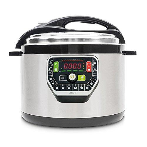 Programmierbare Küchenmaschine Perfect Menue 10 L - Das Kochwunder für unzählige...