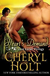 Heart's Demand (Lost Lords of Radcliffe) (Volume 3) by Cheryl Holt (2015-07-28)