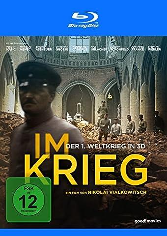 Im Krieg - Der 1. Weltkrieg in 3D (inkl. 2D-Version) [3D Blu-ray]