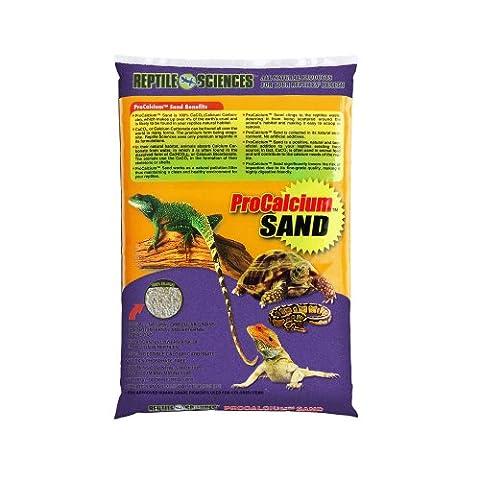 Reptile Sciences Terrarium Sand, 10-Pound, Violet