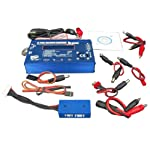 LiPo NIMH Balancer Quick Charger + 220V power supply LG3 !! Free shipping