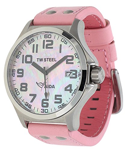 TW STEEL Women Watch AIDA Collection pink TW-884
