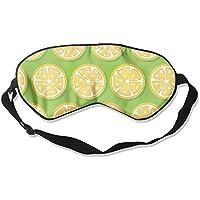 Comfortable Sleep Eyes Masks Cute Lemon Printed Sleeping Mask For Travelling, Night Noon Nap, Mediation Or Yoga preisvergleich bei billige-tabletten.eu