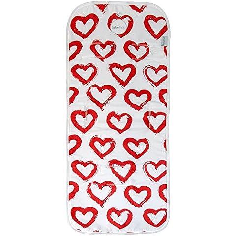 Bebelindo Colchoneta Ligera HEART