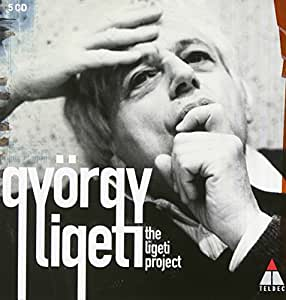 The Ligeti Project (Coffret 5 CD)