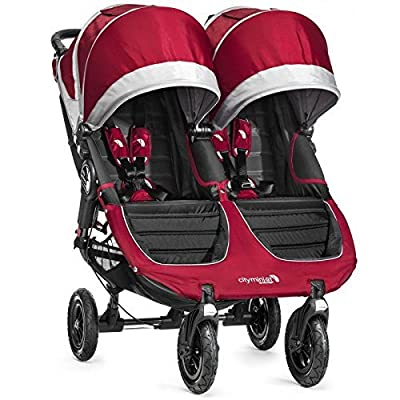 Baby Jogger City Mini GT cochecito doble