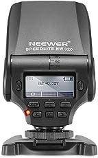 Neewer® NW320 TTL LCD Display Flash Speedlite per Sony A7 A7S/A7SII A7R/A7RII A7II NEX6 RX1 RX1R RX10 RX100II HX50 A3000 A6000 A6300