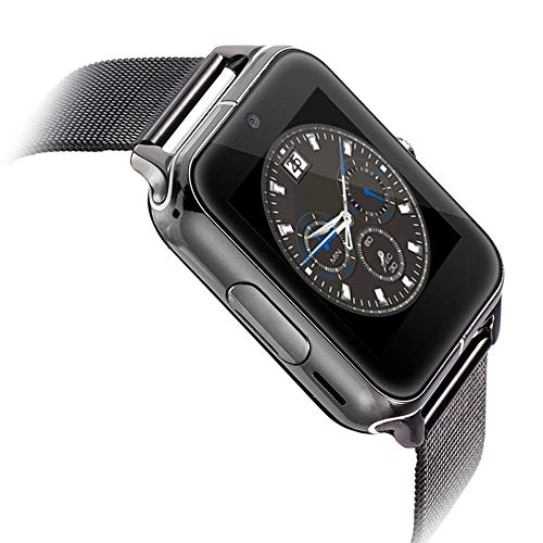 Z50 Bluetooth Smart Watch Reloj Sleep Monitor de Llamada Recordatorio sedentario Smartwatch Soporte Tarjeta SIM TF Podómetro para iOS Android