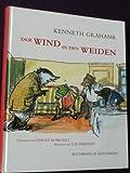 Der Wind in den Weiden oder der Dachs laesst schoen gruessen,moechte aber auf keinen Fall gestoert werden