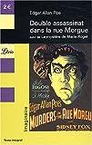 Double assassinat dans la rue Morgue suivi de Le mystère de Marie Roget de Poe. Edgar Allan (2004) Poche
