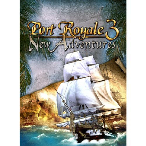 Port Royale 3 New Adventures (DLC)