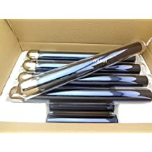 MISOL 10 units of Vacuum Tubes for solar water heater, evacuated tubes for solar thermal