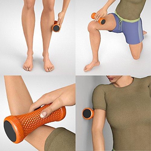 Fußmassage Massagegerät Aus Holz Körpermassage 15 X 8 Cm Freundschaftlich Massageroller Auto