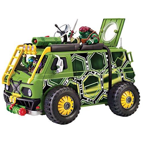 Teenage Mutant Ninja Turtles Movie (Turtle Vans Ninja)