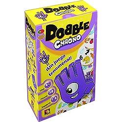 Asmodee- Juego de Cartas Dobble Chrono (ADE0DOB02ML)