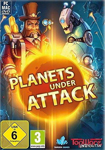 Starcraft 3 Mac (Planets under Attack - [PC/Mac])