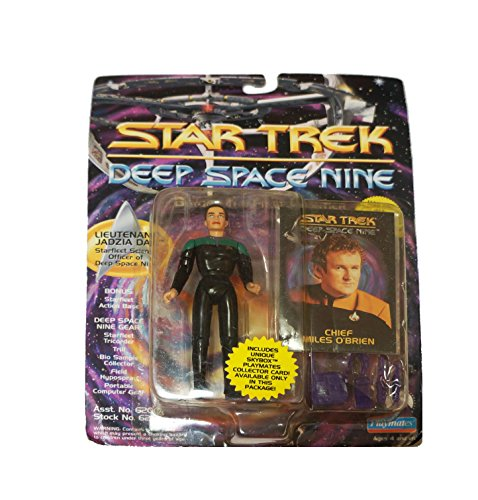 Lieutenant Jadzia Dax Starfleet Science Officer DS9 - Actionfigur - Star Trek Deep Space Nine von Playmates (Deep Space Nine Playmates)