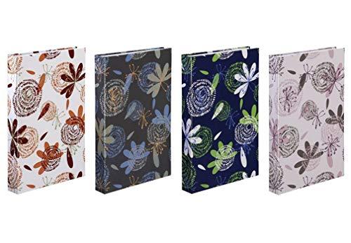 Preisvergleich Produktbild 1 x 12 Hama Flip Lily Tree 10 x 15 80 Fotos sortiert Farben 2360