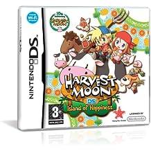 Harvest Moon: Island of Happiness (Nintendo DS) [Importación inglesa]