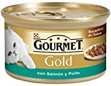 Gourmet -  Gatto Gold Salm/Pollo G.85